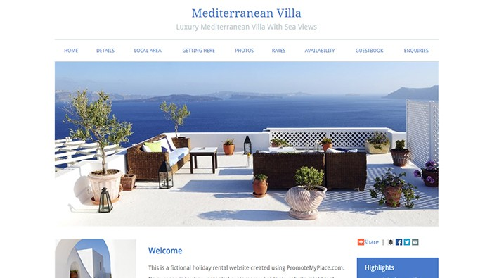 Do You Own Your Holiday Rental Website?